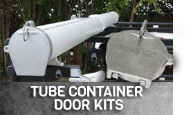 Tube Container Door Kits